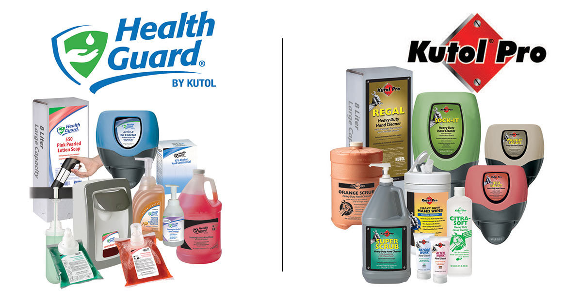Kutol Announces Two New Hand Care Brands